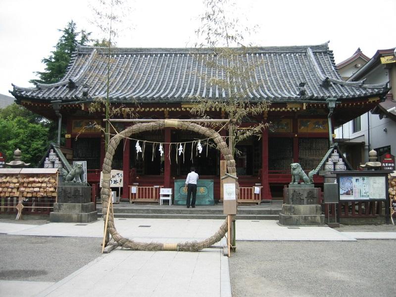 浅草神社_拝殿