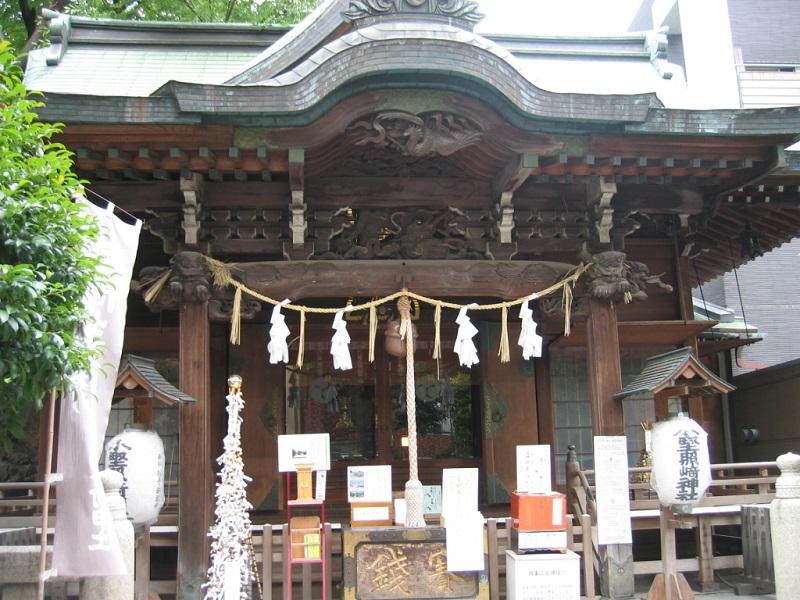小野照崎神社_拝殿