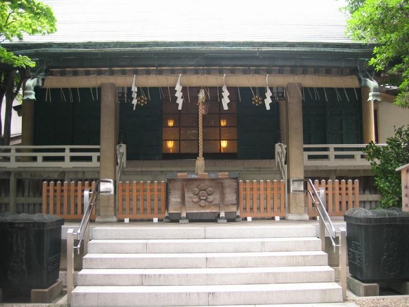 第六天榊神社_拝殿