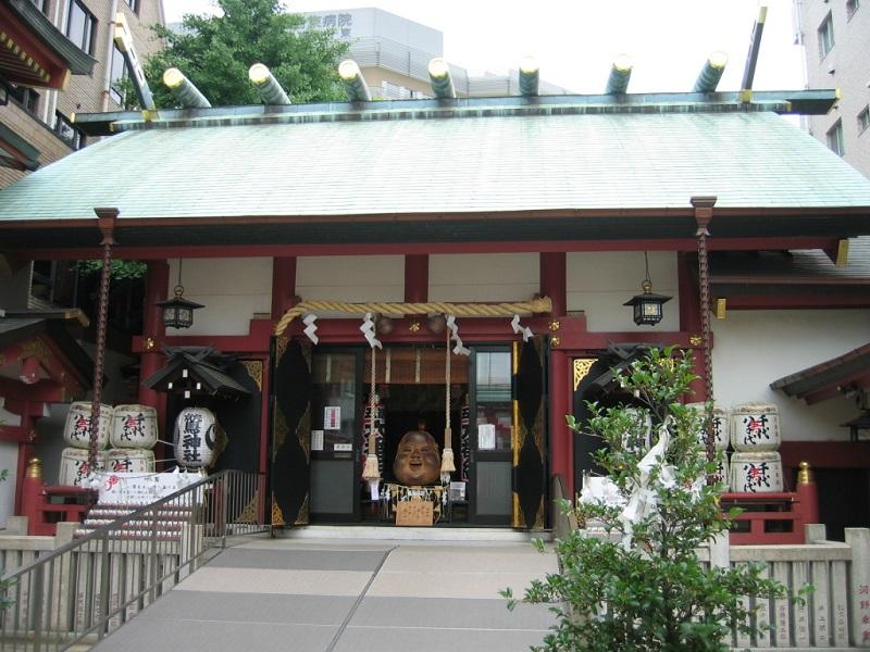 鷲神社_拝殿