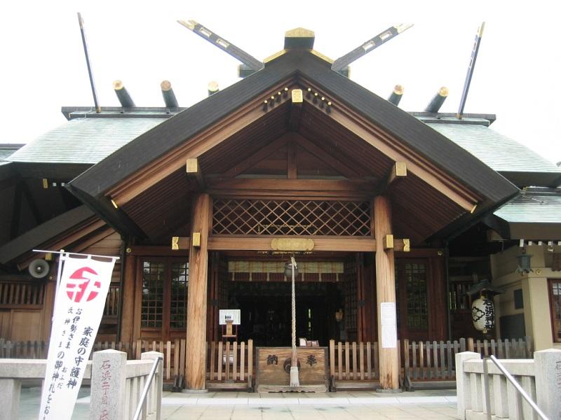 石濱神社_拝殿