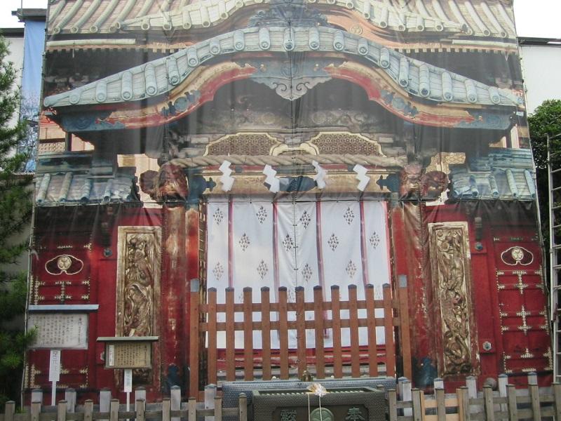 上野東照宮_拝殿
