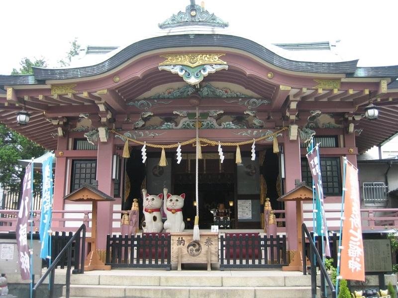 今戸神社_拝殿