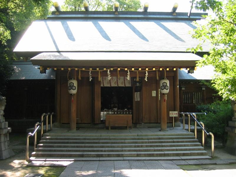 三篠神社_拝殿